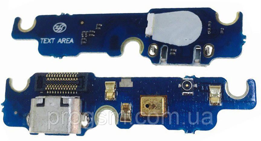 Разъем зарядки Meizu MX4 Charge (с платкой)