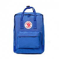 Городской рюкзак Fjallraven Kanken Classic 16 л Синий