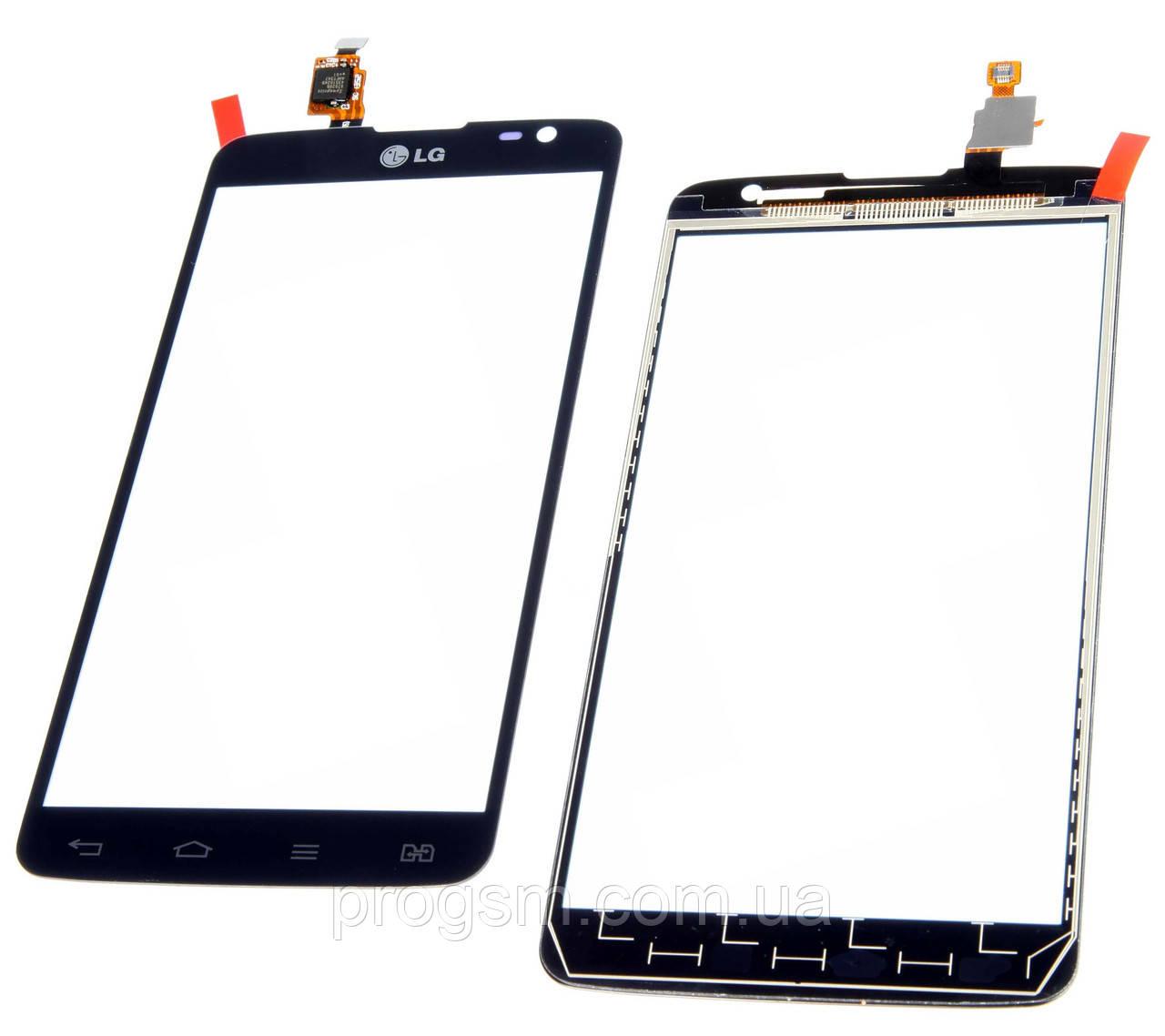 Тачскрин LG G Pro Lite Dual D685 Black