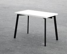 Опора для стола Джинс 800 (Черный, Белый, Бежевый), фото 2