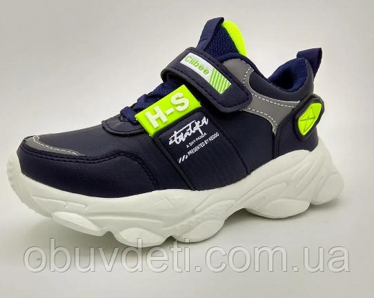 Якісні кросівки clibee для хлопчиків 35р. по устілці 21,0 см