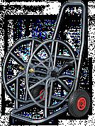 Тележка, нержавеющая сталь, 3/4 110м, PRINOX, AG4410 BRADAS POLAND