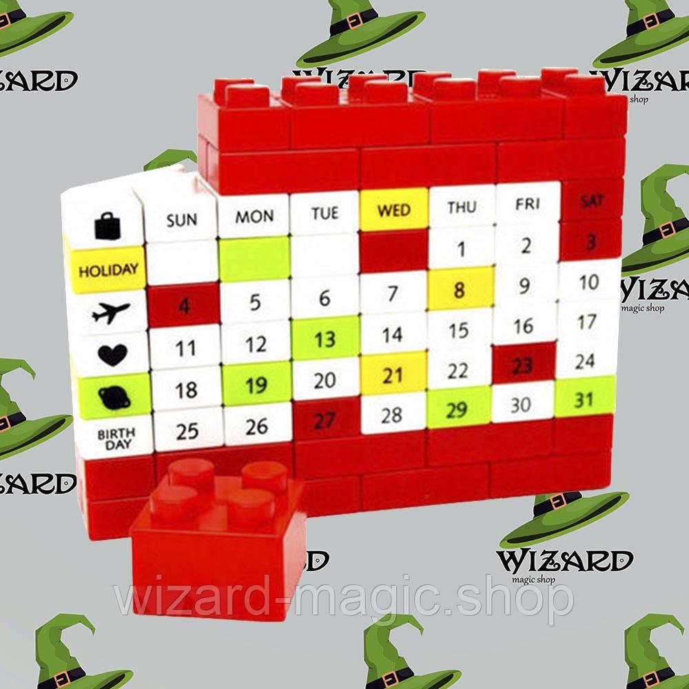 Календарь Пазл