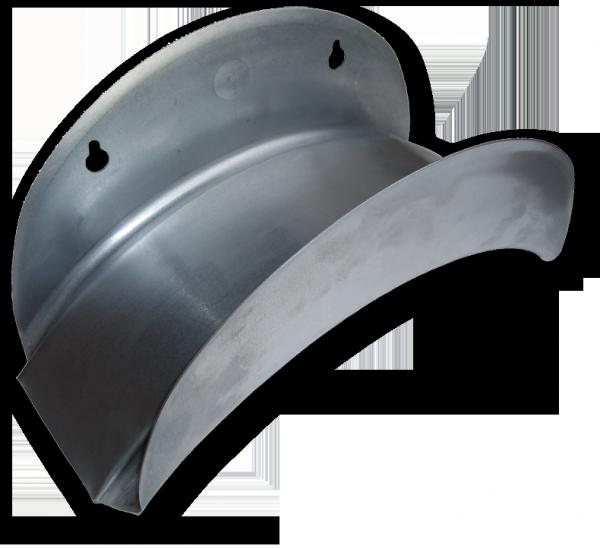 Держатель для шланга, настенный, металлический, ECO-WF114 BRADAS POLAND