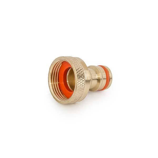 Соединение для крана, внутренняя резьба, адаптер, 3/4, BRASS, BR-2195 BRADAS POLAND