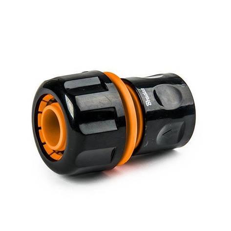 Коннектор для шланга 1, POWER JET, BLACK LINE, ECO-PWB2161L BRADAS POLAND, фото 2