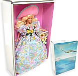 Коллекционная кукла Барби Весенний букет, фото 2