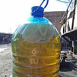 Олива для змащення ланцюгів бензо та електро пив (кан,10 літрів-400грн), фото 4
