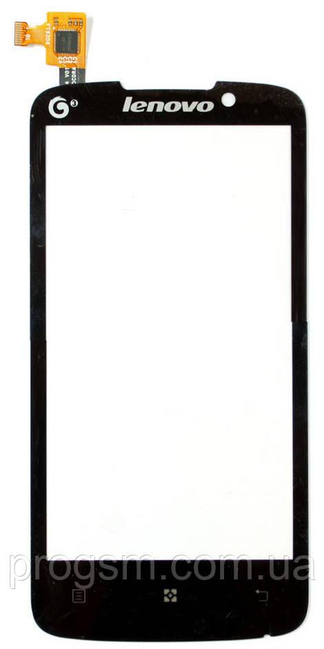 Тачскрин Lenovo A670T Black