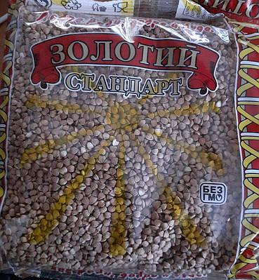 Гречка ТМ Золотой Сттандарт 800 грамм