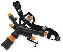 Ороситель пульсирующий, пластиковый, РВ 1 AQUAJET (ø36метров), ECO LINE, AJ-TS6010 BRADAS POLAND