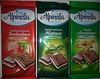 Польский шоколад Alpinella (Альпинелла): в чем секрет его популярности и где покупать его в Днепре?
