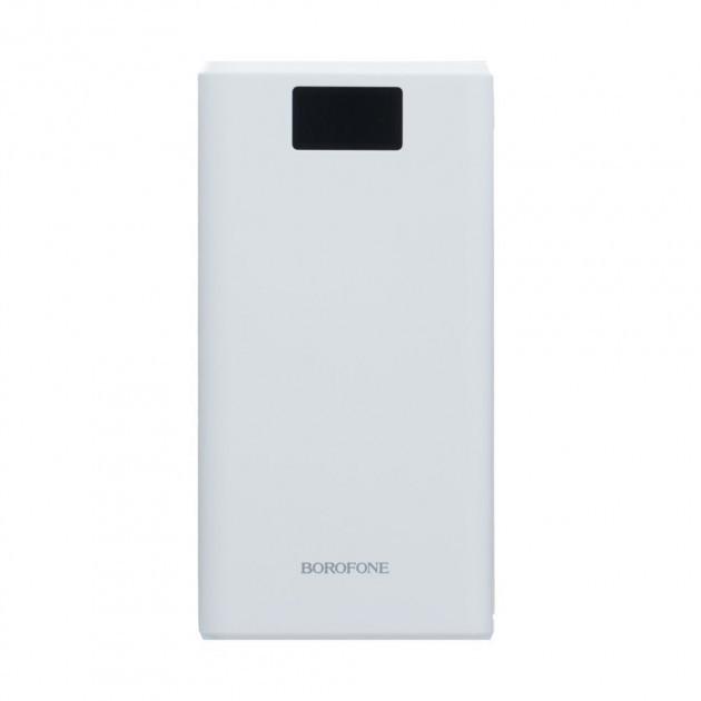 УМБ Borofone BT2D 30000 mAh White (00023364)