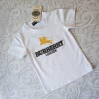 Детская футболка Burberry