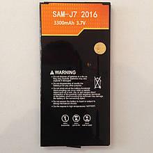 АКБ Moxom Samsung J7 2016 J710 3300 mAh