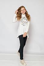 Школьные брюки для девочки Школьная форма для девочек SMIL Украины 115318