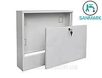 Шкаф коллекторный наружный(2)610х550х120