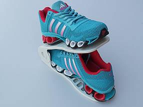 Двойная подставка-органайзер для обуви фисташкового цвета. Регулируется по высоте в 4 положениях., фото 3