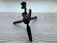 Міні Трипод. Штатив YT-228 для фотоапаратів,телефону, фото 1
