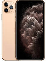 Смартфон Apple iPhone 11 Pro Max 256GB Dual Sim gold (MWF32)