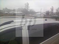 Рейлинги декоративные (с пластиковыми наконечниками) Mercedes-benz vito (w639) (мерседес-бенц вито) 2004г+