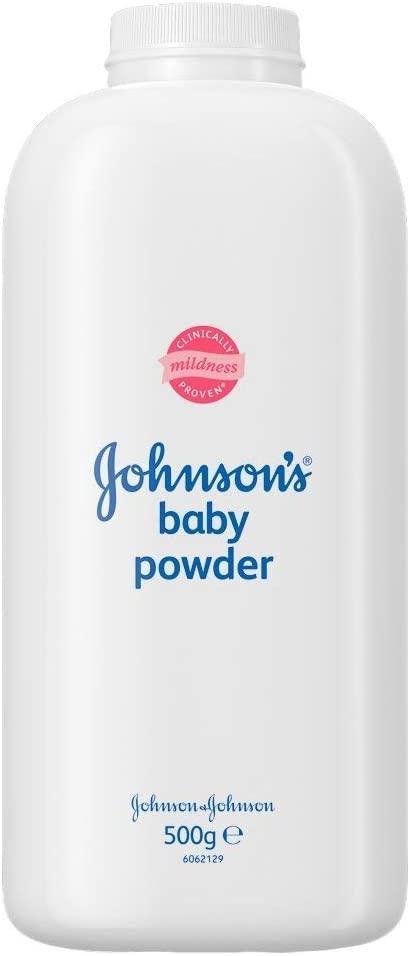 Johnson`s Baby Powder 500 g