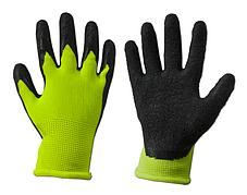 Перчатки защитные LEMON латекс, размер 4, RWDLE4 BRADAS POLAND