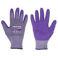 Защитные перчатки FLEX GRIP LAVENDER, размер 7, RWFGLR7 BRADAS POLAND