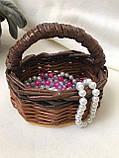 Корзинка для украшений, шкатулка Hand Made, фото 7