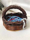 Корзинка для украшений, шкатулка Hand Made, фото 4