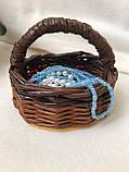 Корзинка для украшений, шкатулка Hand Made, фото 3