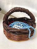 Корзинка для украшений, шкатулка Hand Made, фото 2