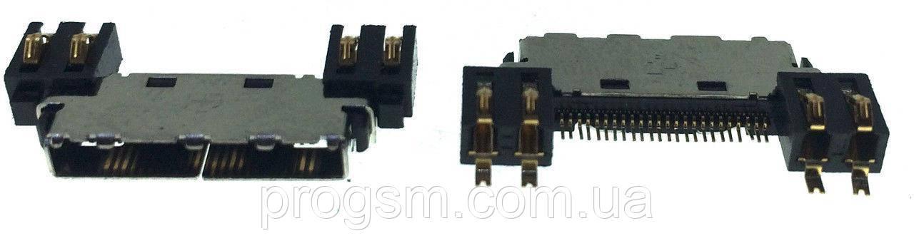 Разъем зарядки LG 8120 / 8130 / 3400 / 4410 / B2000