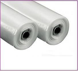 Пленка белая 40 мкм (3м*100 м.) прозрачная, полиэтиленовая