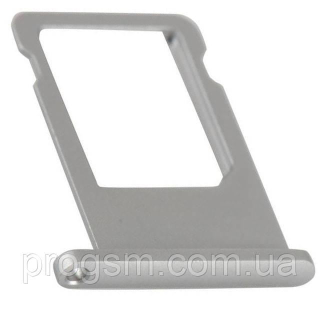 Сим держатель iPhone 5 Grey