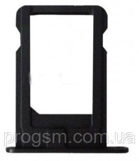 Сим держатель iPhone 5 Black