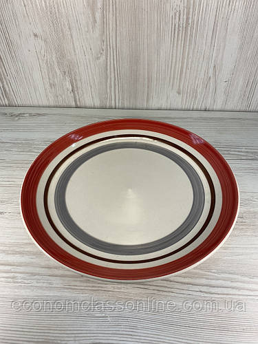 Тарелка керамическая UA025