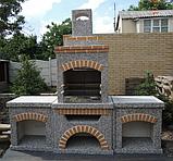 Вуличний камін-барбекю Манчестер, фото 4