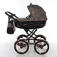 Дитяча класична коляска 2 в 1 Tako Bella Donna 01