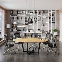 Стол для переговоров D-2000 Loft design Дуб Борас, фото 1