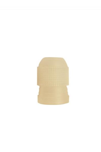 Переходник адаптер пластиковый для кондитерских насадок Малый