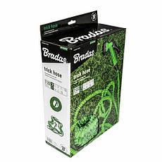 Растягивающийся шланг TRICK HOSE 7,5-22 м, зеленый, WTH722GR BRADAS POLAND, фото 3