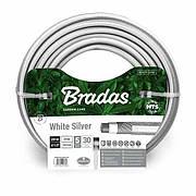 Шланг для полива NTS WHITE SILVER 3/4 - 50м, WWS3/450 BRADAS POLAND