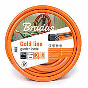 Шланг для полива GOLD LINE 1 30м, WGL130 BRADAS POLAND