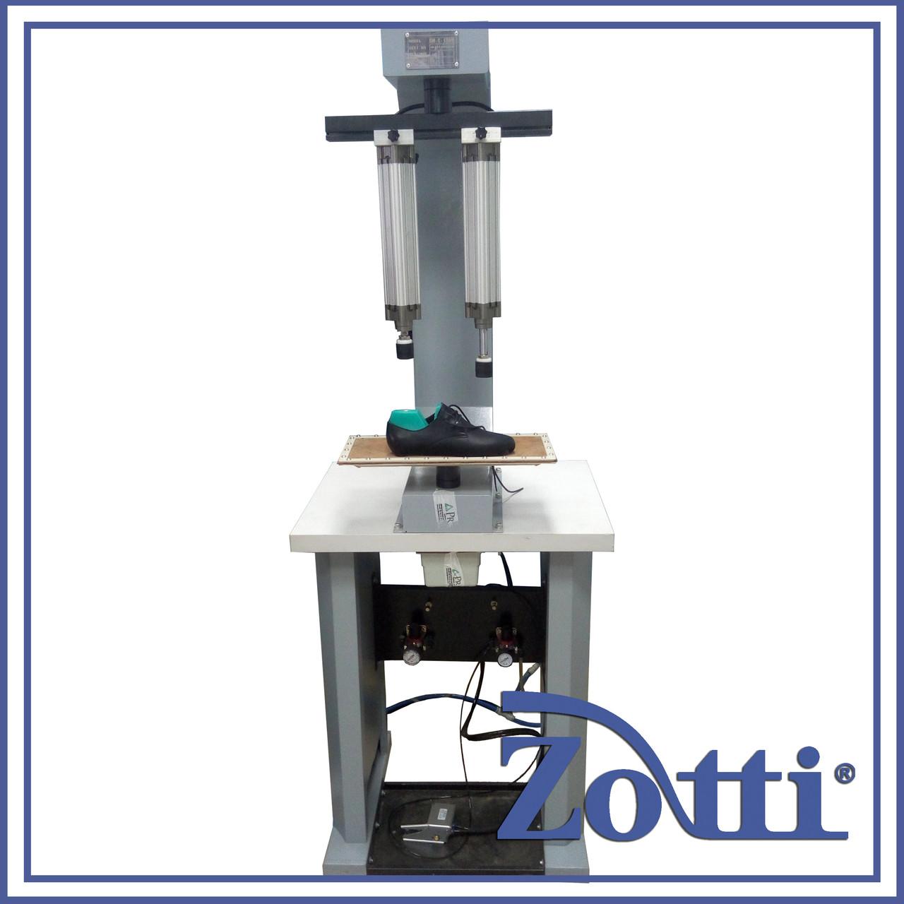 Машина пневматическая для обрисовки следа mod. Gm-c-1300. Prestij (Турция)