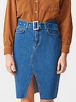 Женская юбка Dilvin джинсовая