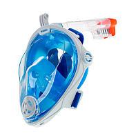 Повна маска Marlin Vision White/Blue (L-XL)