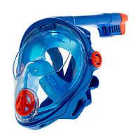 Повна маска Marlin View Blue (L)