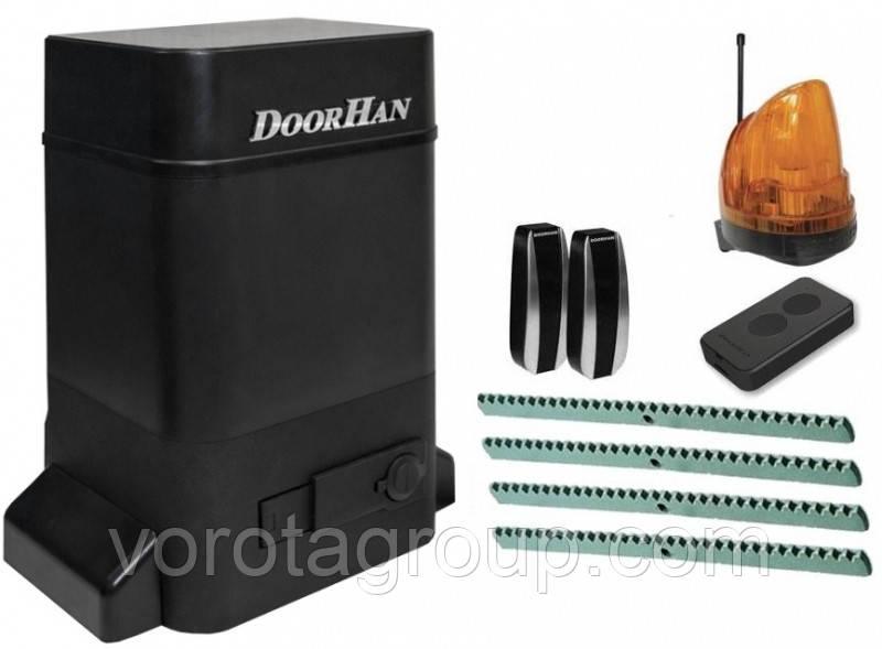 Автоматика для откатных ворот DoorHan Sliding-1300Kit PRO