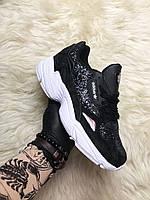 Adidas Falcon Black White Diamond